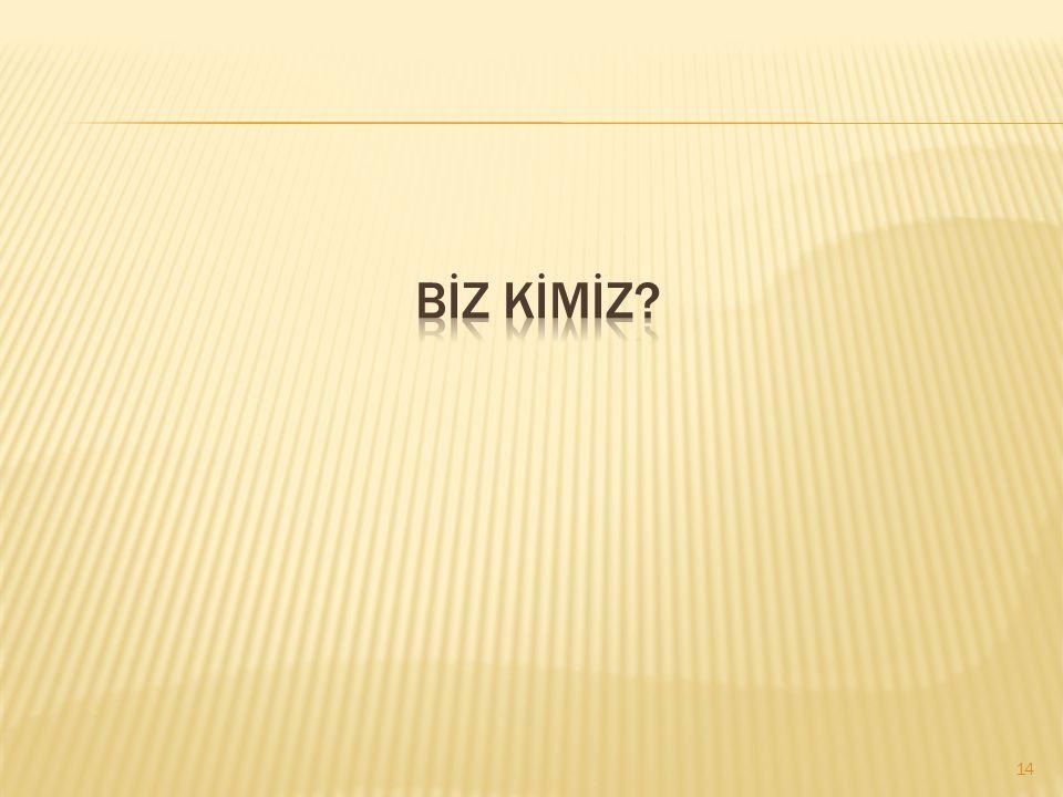 ÖKYK TDP RB KT SSM ÖK Koordinatörlüğü ÖD Koordinasyon Ofisi 13