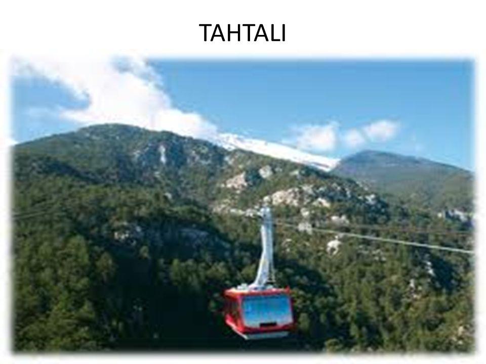TAHTALI
