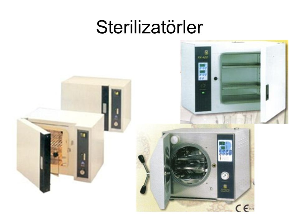 Sterilizatörler