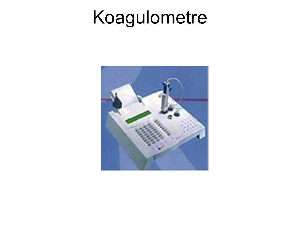 Koagulometre