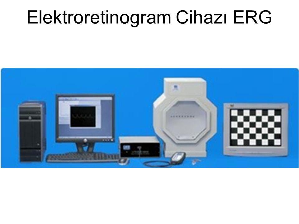 Elektroretinogram Cihazı ERG