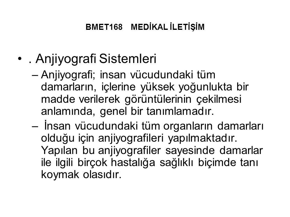 BMET168 MEDİKAL İLETİŞİM.