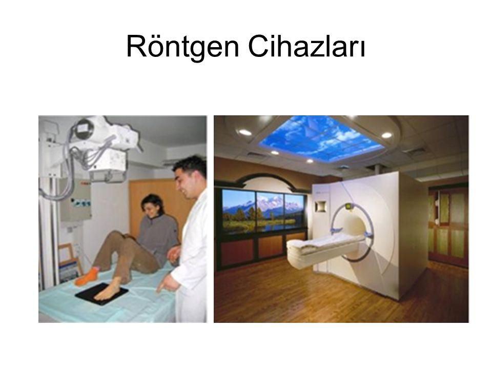 Röntgen Cihazları