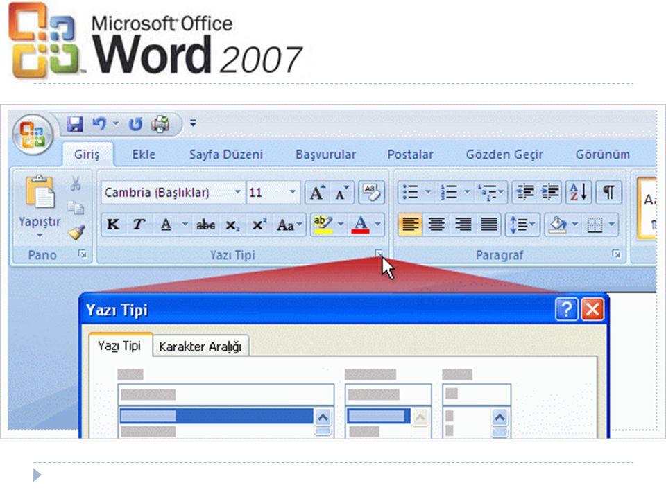 Yanlış yapmayın; belgenizdeki işin ço ğ unu bitirince, onu yazdırmadan veya e-postayla göndermeden önce yazımını ve dilbilgisini denetlemek uygun olur.