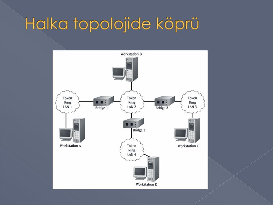  Kablonun kapasitesinden daha fazla mesafelere bağlantı kurulması gerektiğinde araya bir yükseltici konularak sinyalin güçlendirilmesini sağlayan cihazdır.