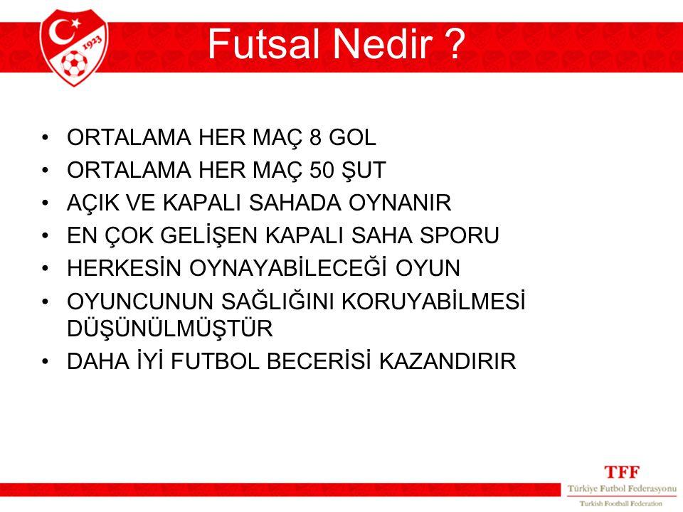 Futsal Nedir .