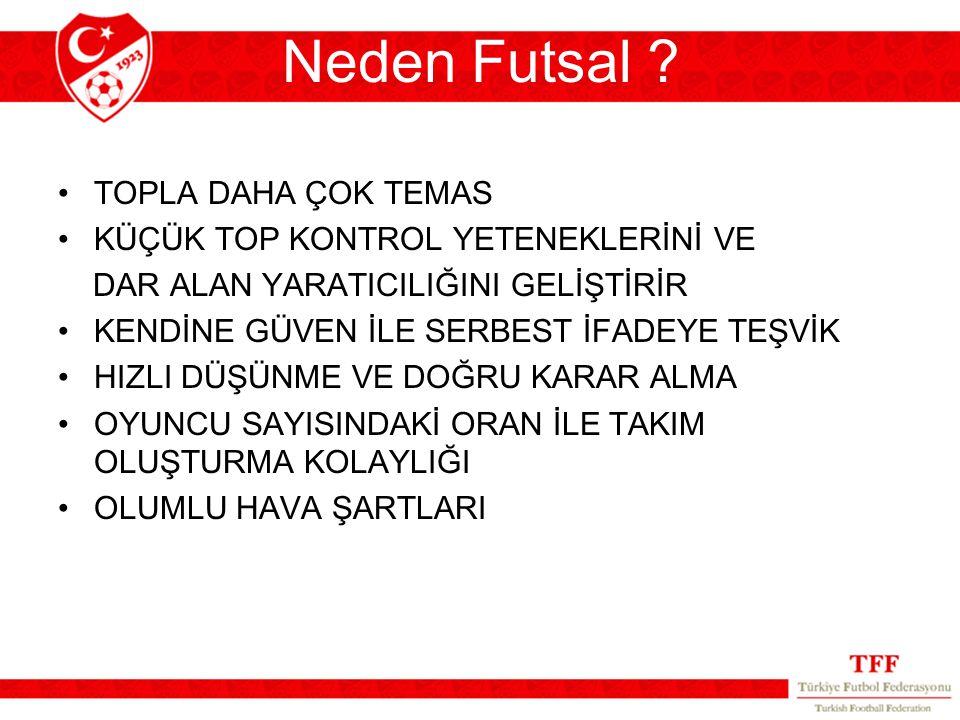 Neden Futsal .