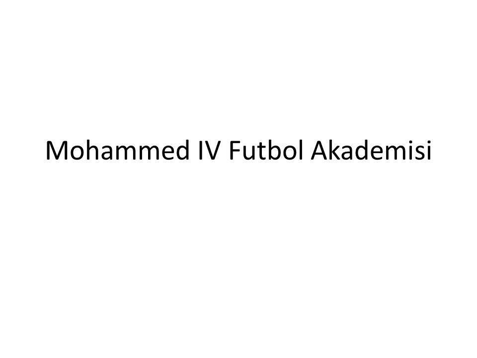 Mohammed IV Futbol Akademisi
