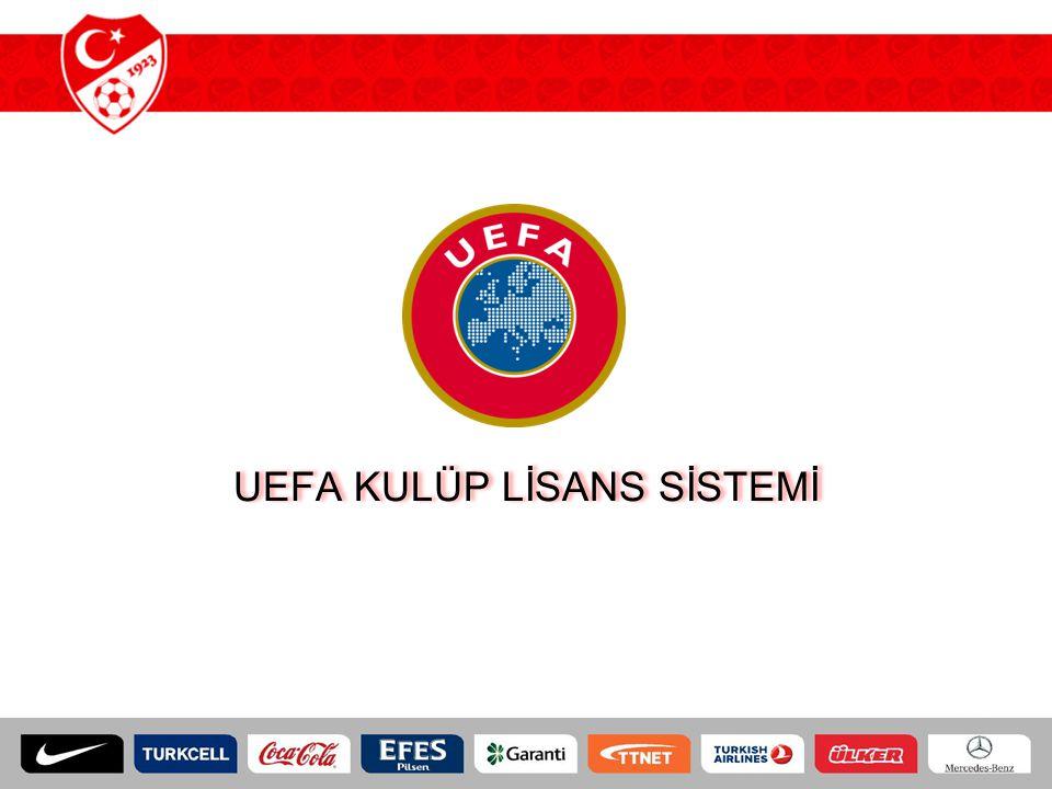 UEFA KULÜP LİSANS SİSTEMİ