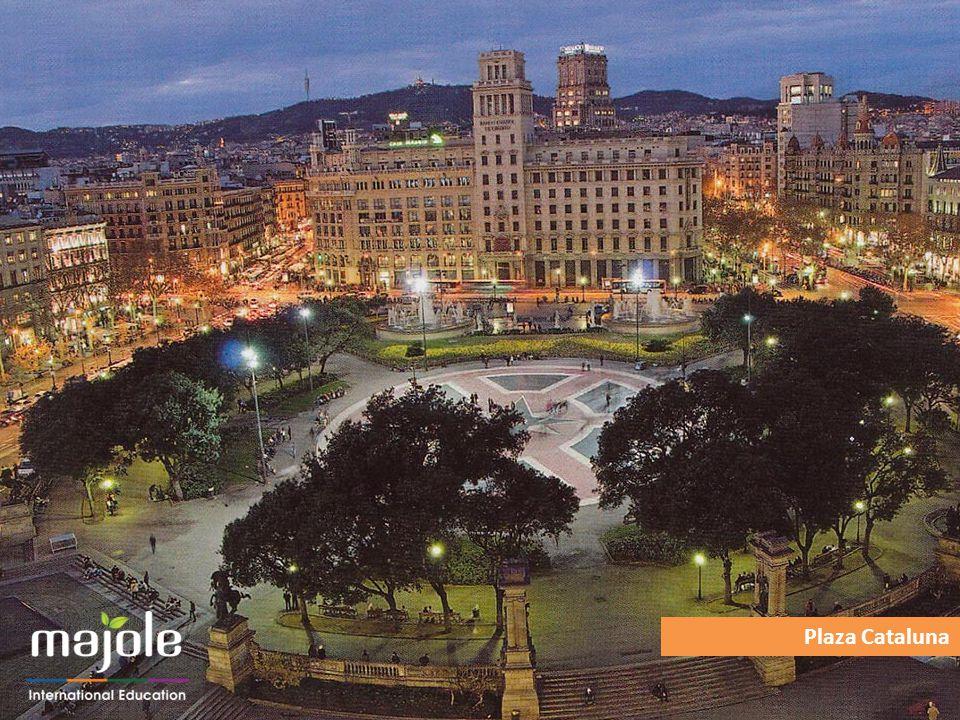 Plaza Cataluna