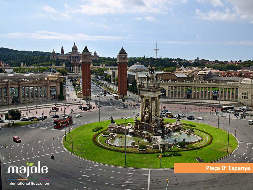 Plaça D' Espanya