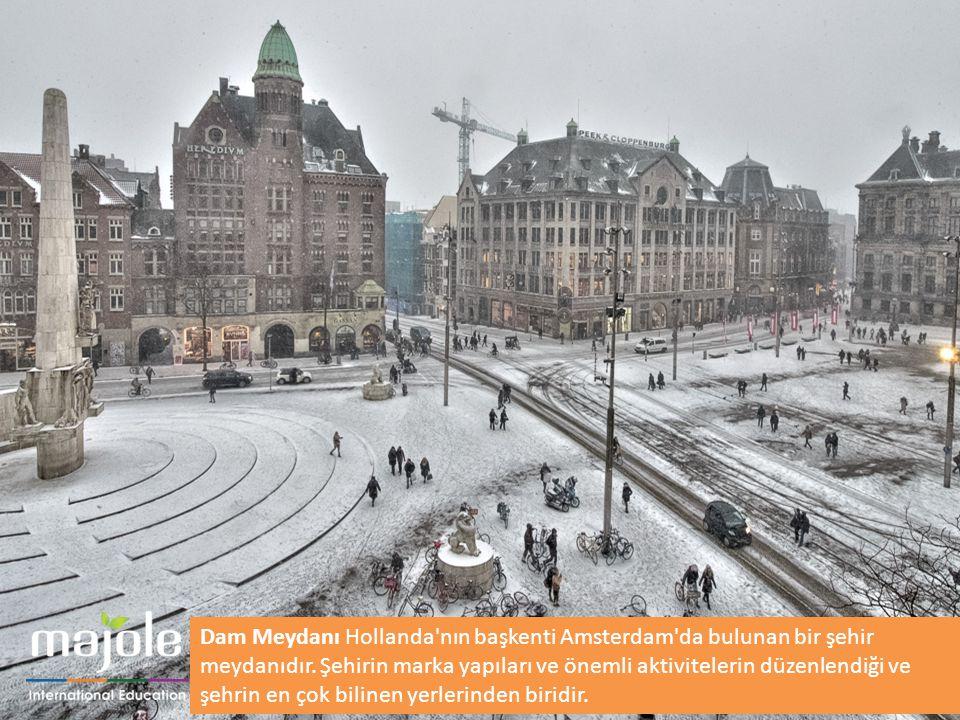 Dam Meydanı Hollanda'nın başkenti Amsterdam'da bulunan bir şehir meydanıdır. Şehirin marka yapıları ve önemli aktivitelerin düzenlendiği ve şehrin en