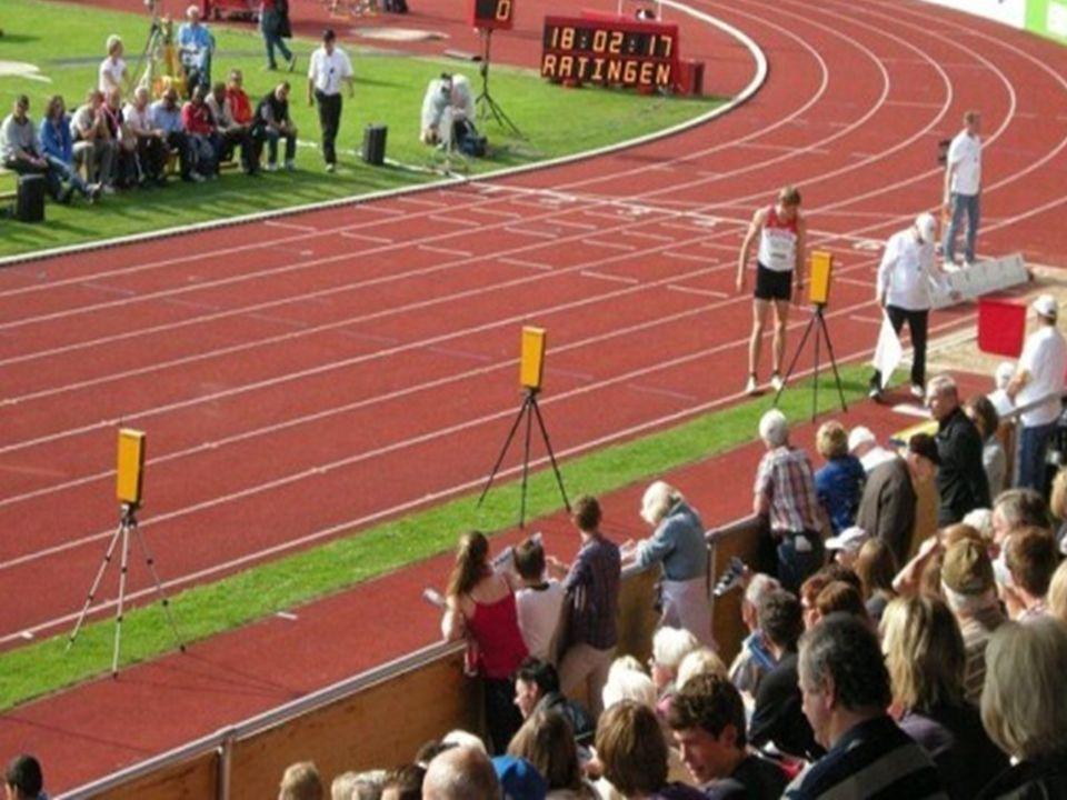 Fiziksel sınırlar ; - yer değiştirebilir, - gözle görülür olmalıdır, - yarıştan önce tanımlanmalıdır.