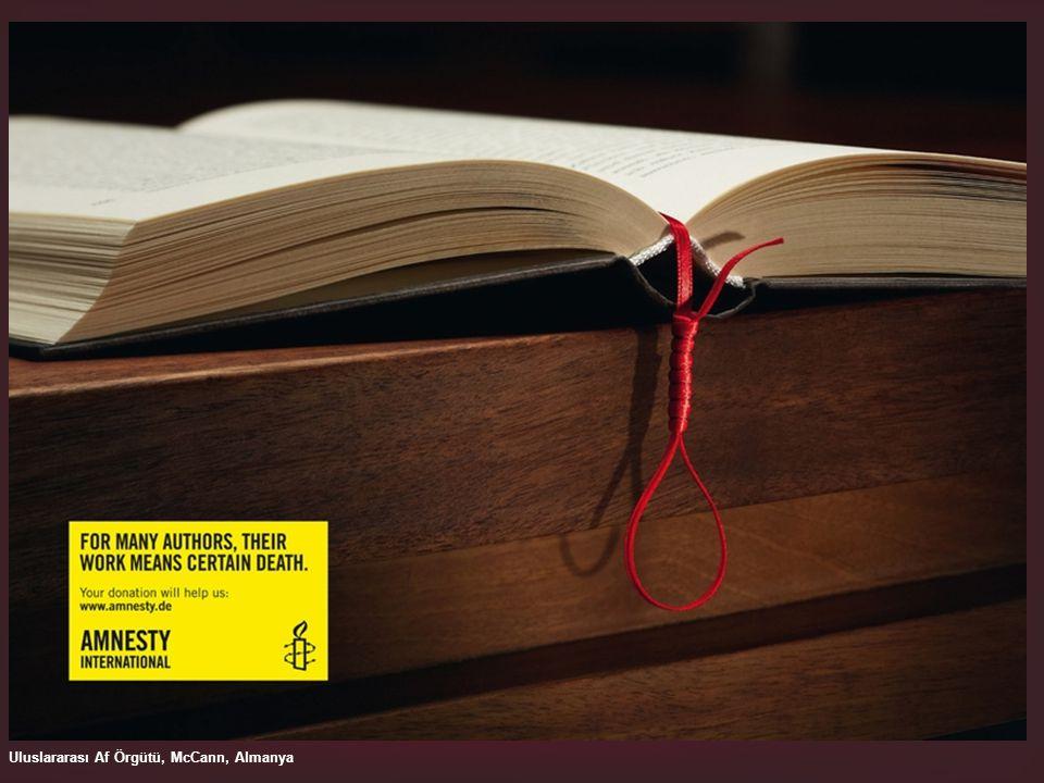Uluslararası Af Örgütü, McCann, Almanya