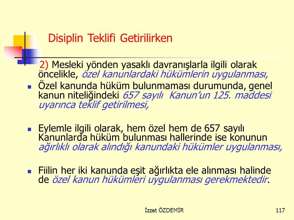 116 d) Tahlil ve Münakaşa (Bilgi, belge ve ifadelerin değerlendirilmesi)Tahlil ve Münakaşa Her iddia ayrı ayrı ele alınıp sübuta erip, ermediği açıkla