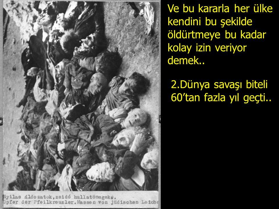 6 milyon Yahudi, 20 milyon Rus, 10 milyon hristyan öldürüldü, boğazlandı, tecavüz edildi, yakıldı, aşağılandı.