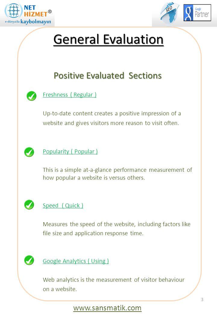 44 2/7: URL Format URL Formatı aşağıdaki maddeler çerçevesinde düzenlenmelidir.