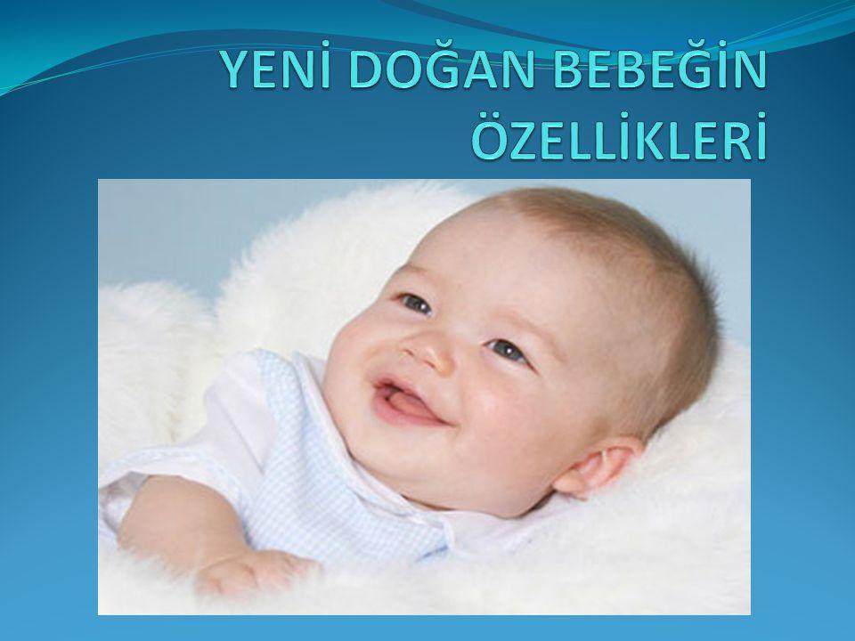 Yeni Doğan Bebek Kaç Kilo Olmalıdır.