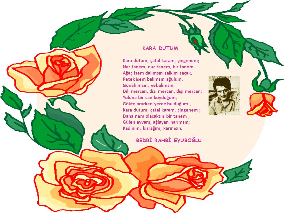 HAVZA YOLLARINDA MUSTAFA KEMAL Mahmur Dağı'nın başında bir duman bir duman, Mustafa Kemal in başında daha bir duman.