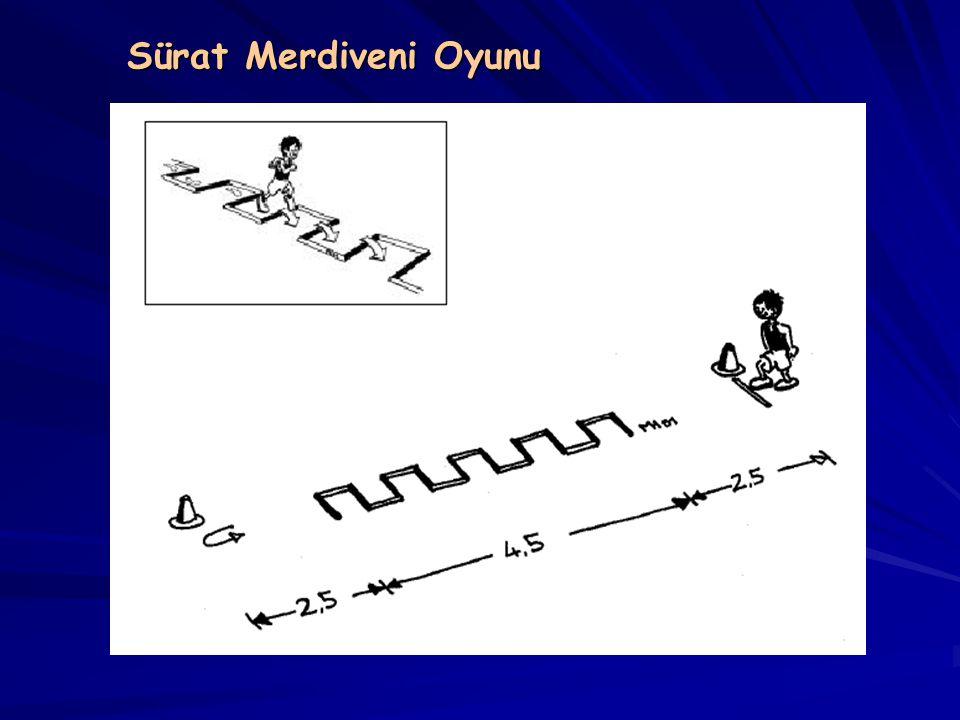 Sürat Merdiveni Oyunu