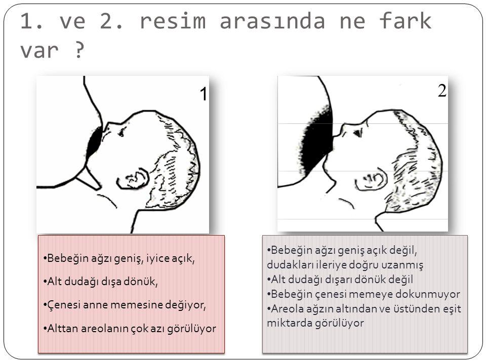 1 2 1.ve 2. resim arasında ne fark var .