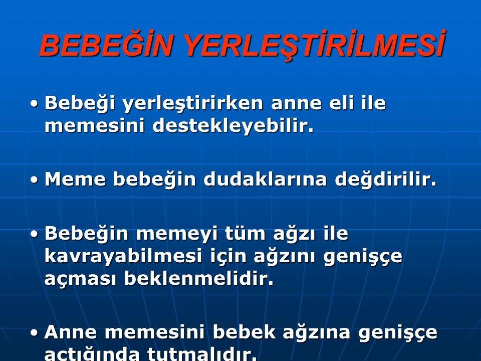 BEBEK ETKİLİ EMİYOR MU .