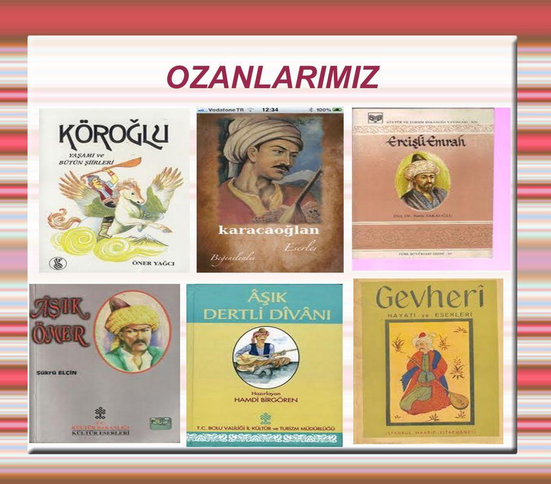 OZANLARIMIZ