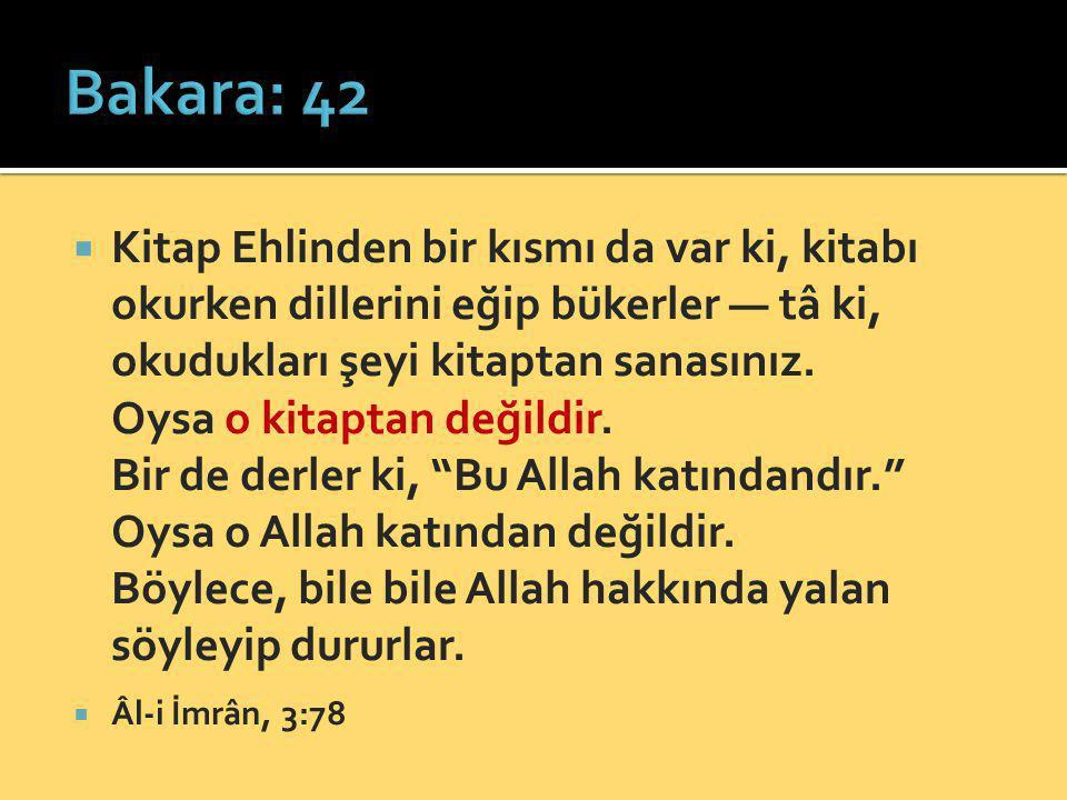  Çocuk dedi ki: Ben Allah'ın kuluyum.O bana kitap verdi, beni peygamber yaptı.