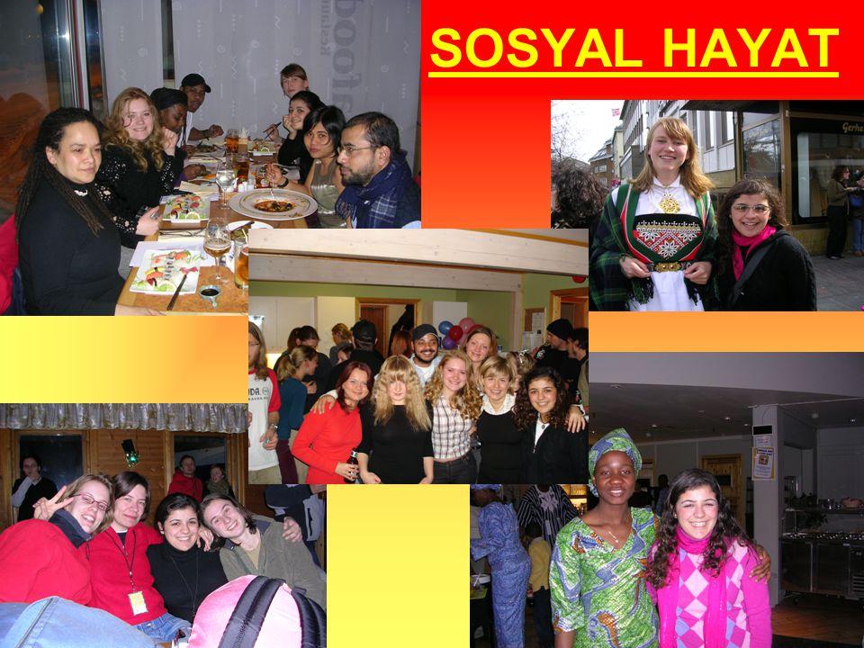 SOSYAL HAYAT