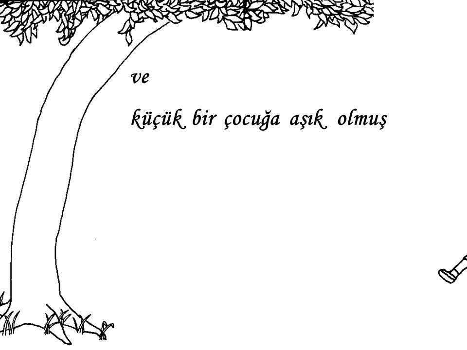 Ağaç artık mutluymuş