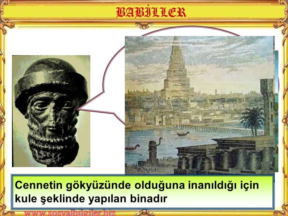 Dünyanın 7 harikasından biri sayılan Babil Asma Bahçelerini yaptık Babil Asma Bahçeleri neden 7 harikadan birisi olarak seçilmiş olabilir.
