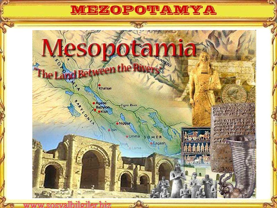 kazanım: Anadolu ve Mezopotamya'da yaşamış ilk uygarlıkların yerleşme ve ekonomik faaliyetleri ile sosyal yapıları arasındaki etkileşimi fark eder