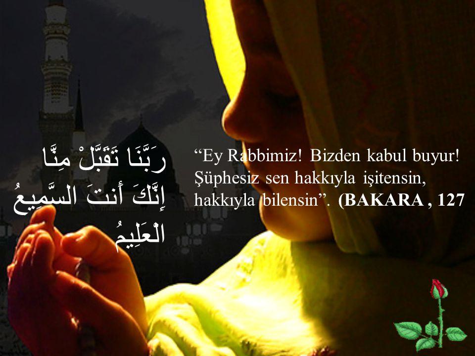 الْحَمْدُ لِلَّهِ الَّذِي أَذْهَبَ عَنَّا الْحَزَنَ إِنَّ رَبَّنَا لَغَفُورٌ شَكُورٌ Hamd, bizden hüznü gideren Allah'a mahsustur.