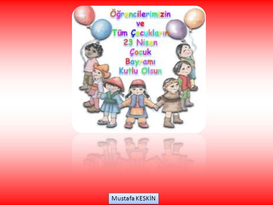 Koca bir köydür dünya dediğin Çocuklar kardeştir budur bildiğin Bırakmayız elleri sonsuza değin Kıskanmayın bizi ey büyükler 23 Nisan bizim bayramımız