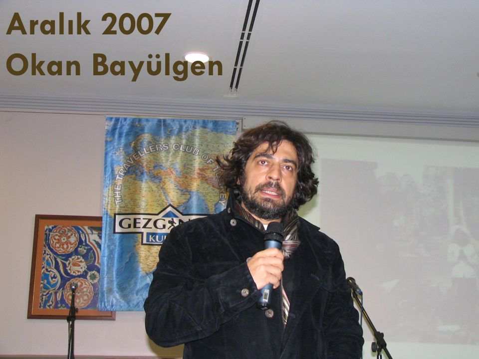 Aralık 2007 Okan Bayülgen