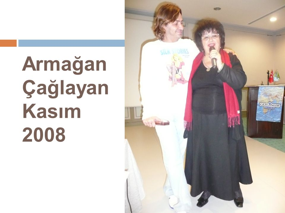 Armağan Çağlayan Kasım 2008