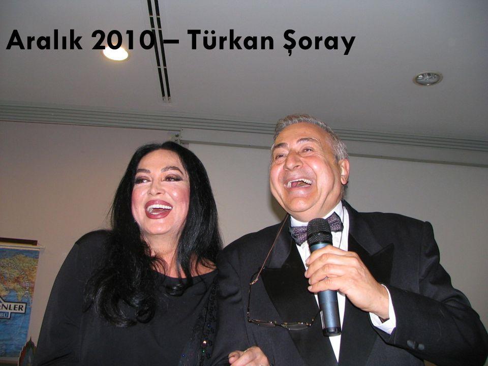 Aralık 2010 – Türkan Şoray