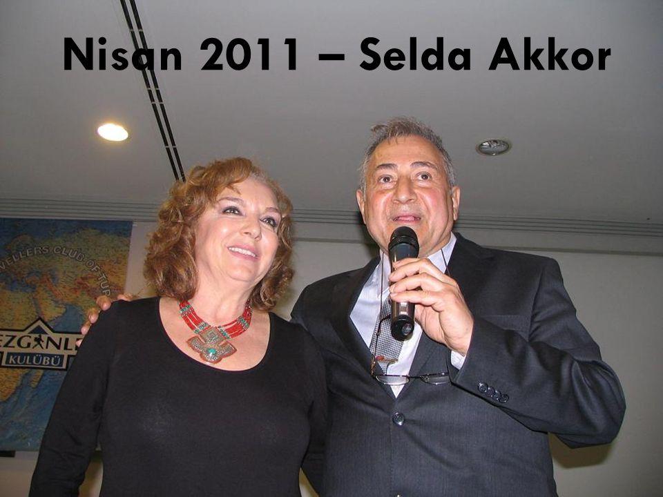 Nisan 2011 – Selda Akkor