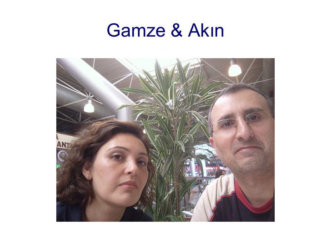 Gamze & Akın