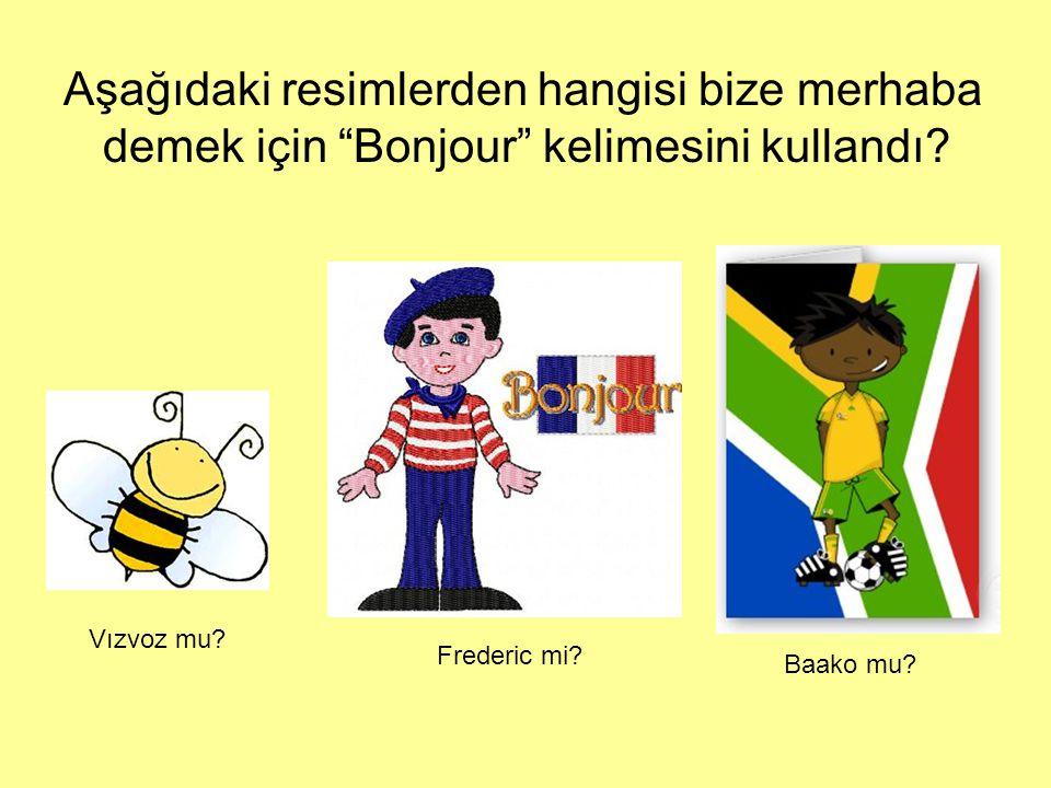 Teşekkürler Vızvoz ve teşekkürler misafir çocuklar… Bu ayki gazetemizi bir oyunla bitirelim… Bakalım sorulara doğru cevap verebilecek misiniz? Hazır m