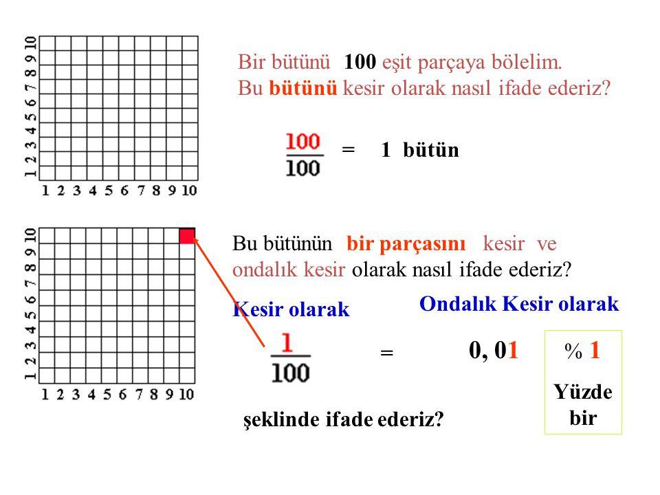 7) Aşağıdaki toplama işlemlerinden hangisi doğrudur? A) A) 0,7+0,4 = 0,3 B) B) 0, 5 + 0,1= 0,4 C) C) 0, 5+0, 3=0, 8 8) A) A) 0,0 B) B) 0, 1 C) C) 1,0