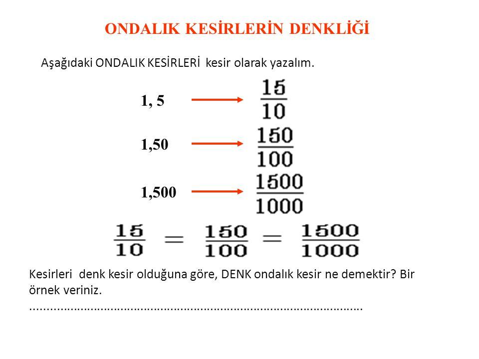Soru.Bir bütün 100 eş parçadan oluşmaktadır.Aşağıdaki modeli ondalık kesir olarak nasıl yazarsınız? 2 Tam/bütün 0,25 Yüzde yirmi beş 2, 25 2 tam Onda