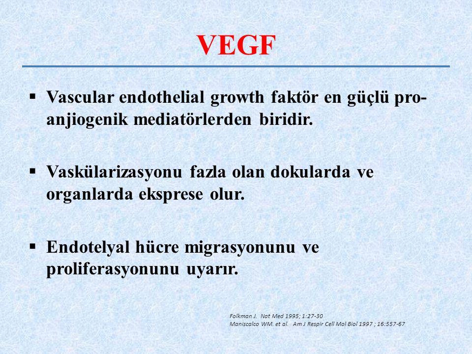 Sonuç BAD olan MAR'lı hastaların indükte balgamında VEGF düzeyi BAD olmayan MAR'lı hastalara göre anlamlı yüksek saptanmıştır.
