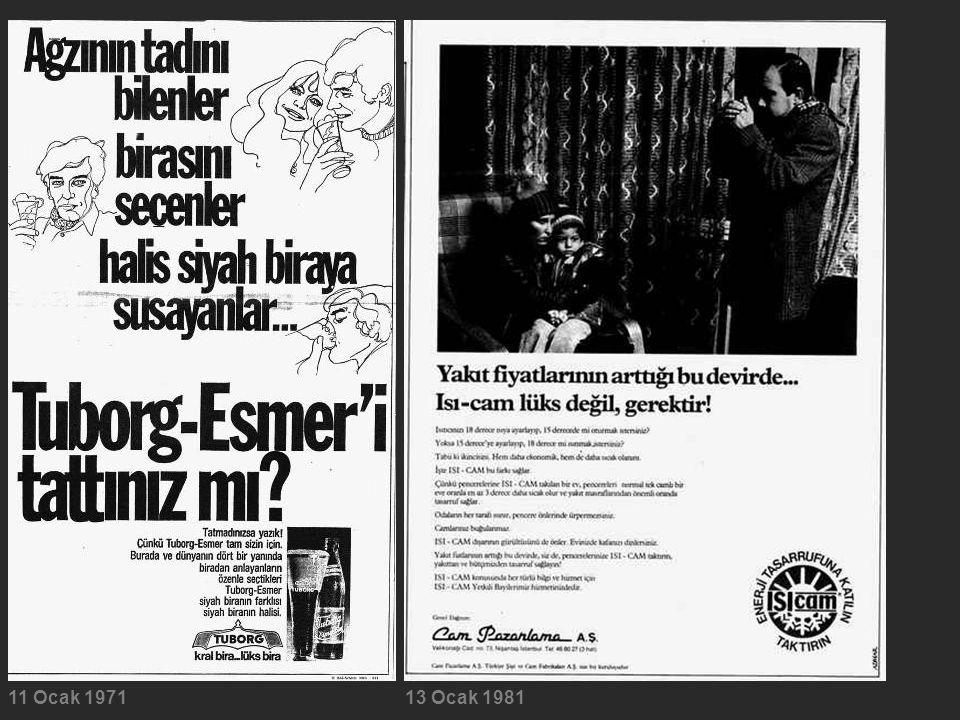 11 Ocak 197113 Ocak 1981
