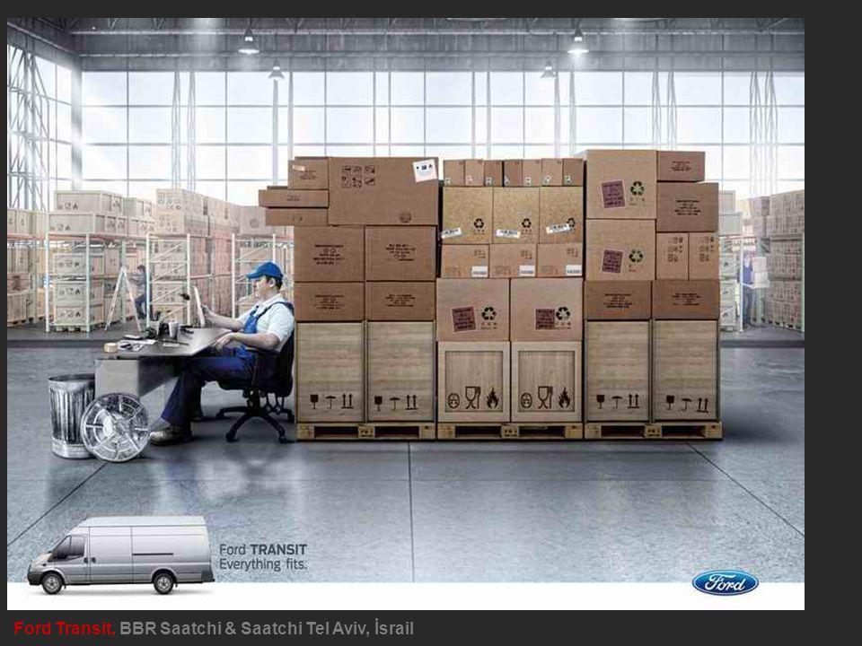 Ford Transit, BBR Saatchi & Saatchi Tel Aviv, İsrail