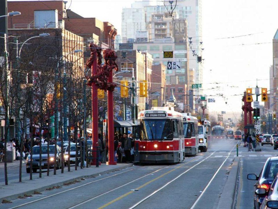 Kışları hava çok soğuk olur bu Kanada şehrinde.