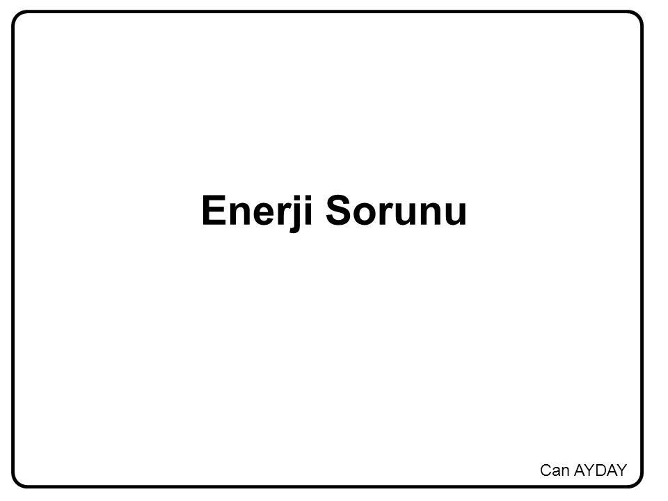 Can AYDAY Enerji Sorunu