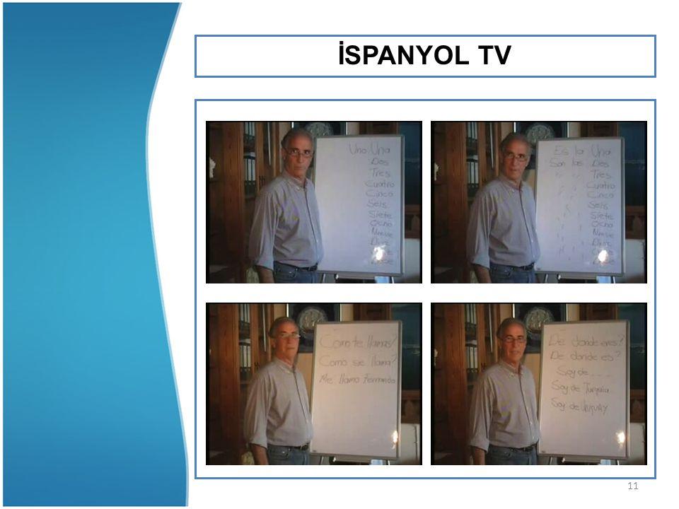 11 İSPANYOL TV