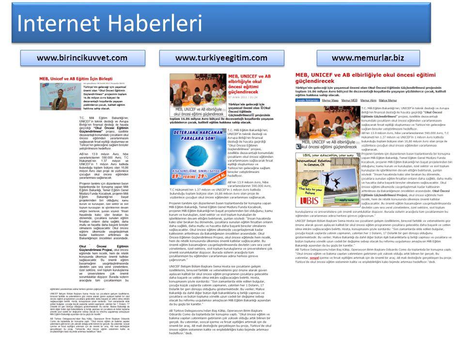 Internet Haberleri www.birincikuvvet.com www.turkiyeegitim.com www.memurlar.biz