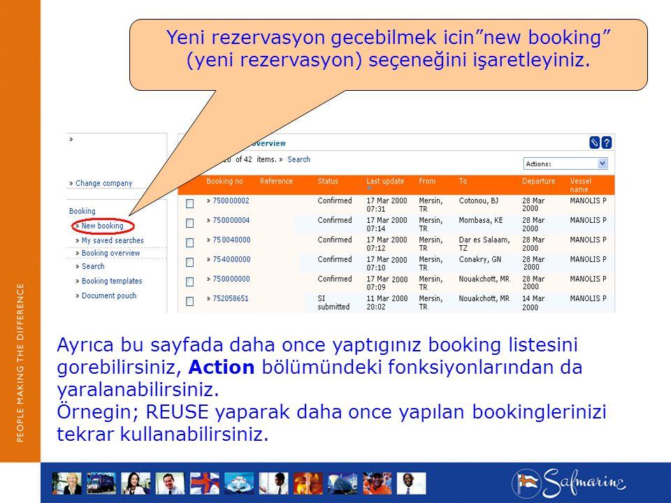 Türkiyede metric sistem kullanıldığı için bu kısımda herhangi bir değişiklik yapmaya gerek yoktur.